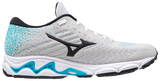 Mizuno Women's Inspire 16 Knit NIMBUS CLOUD/PHANTOM