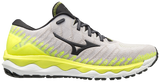 Mizuno Men's Wave Sky 4 GREY/YELLOW