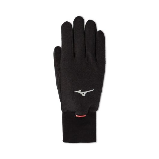 Mizuno Thermo Fleece Glove BLACK