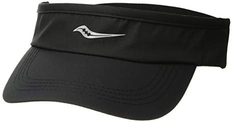 Saucony Speed Run Visor BLACK