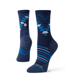 Stance Women's Slithering Crew BLUE