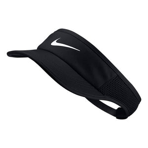 Nike Featherlight Visor BLACK
