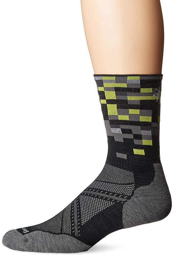 SmartWool Light Elite Crew BLACK