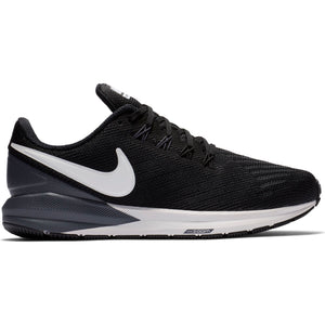 Nike Women's Structure 22 D Black/White