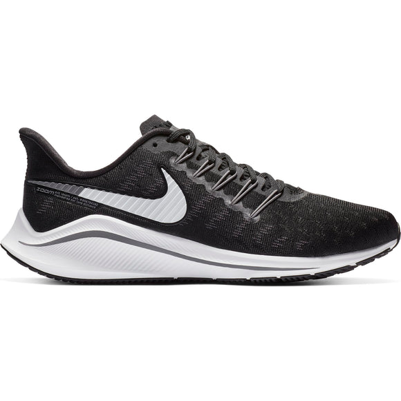 Nike Men's Zoom Vomero 14 Black/White