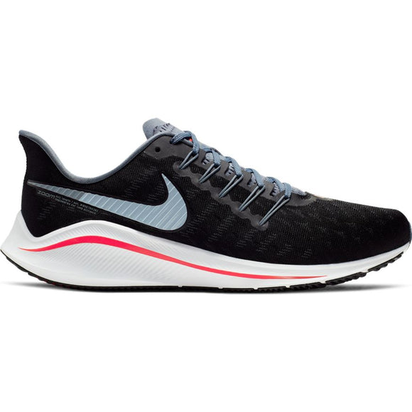 Nike Men's Zoom Vomero 14 BLK/CRIMSON