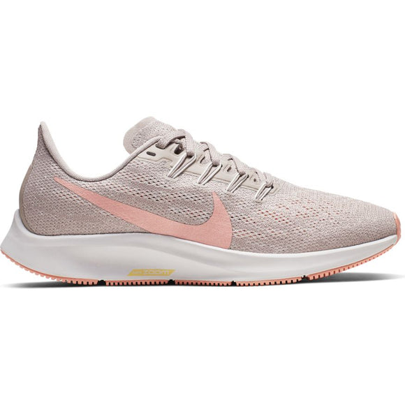 Nike Inc. Women Pegasus 36 Pink/Grey