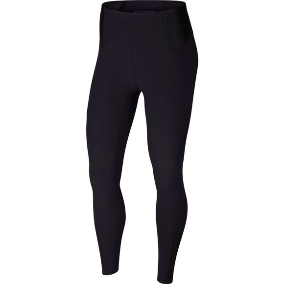 Nike Inc. Women's Pocket Tight GRY/BLK