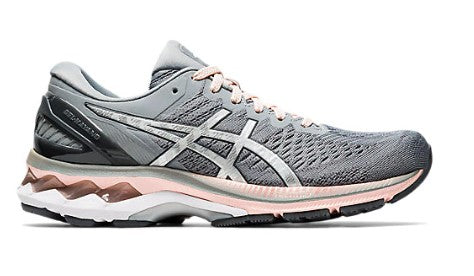 Asics Women's Kayano 27 SHEET ROCK/SILVER
