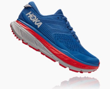 Hoka Stinson trail running shoes
