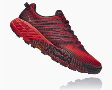 Hoka Speedgoat trail running shoes