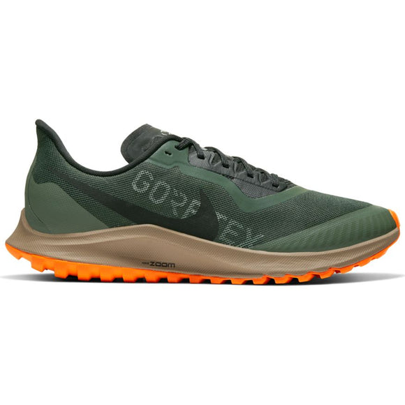 Nike Men's Pegasus 36 GTX TEX JADE/BLACK