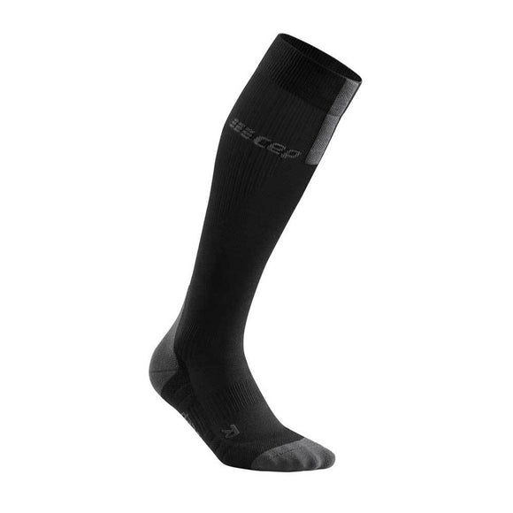 cep Women's Run Sock 3.0 BLK/GRY