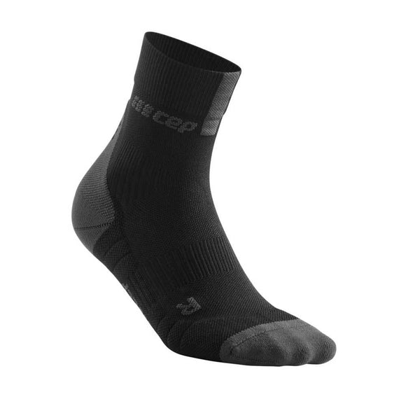 cep Women's Short Sock 3.0 BLK/GRY