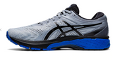 Asics Men's GT 2000 8 SHEET ROCK/BLACK