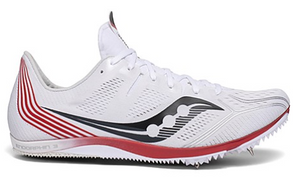 Saucony Men Endorphin 3 WHT/RED