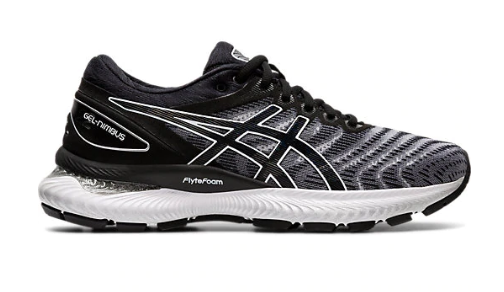 Asics America Corp Women GEL NIMBUS 22 black/white