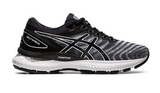 Asics Women's GEL NIMBUS 22 black/white