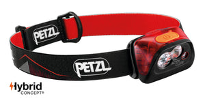 Petzl America Actik Core Red