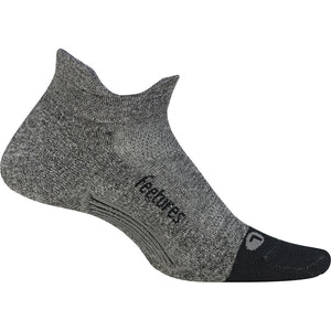 Feetures Elite Light No Show Tab GRAY