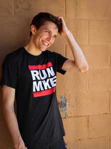RUN MKE PRO T-SHIRT BLACK