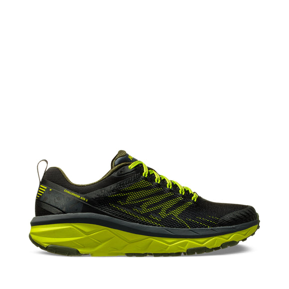 HOKA Men's CHALLENGER ATR 5 W EBONY / BLACK