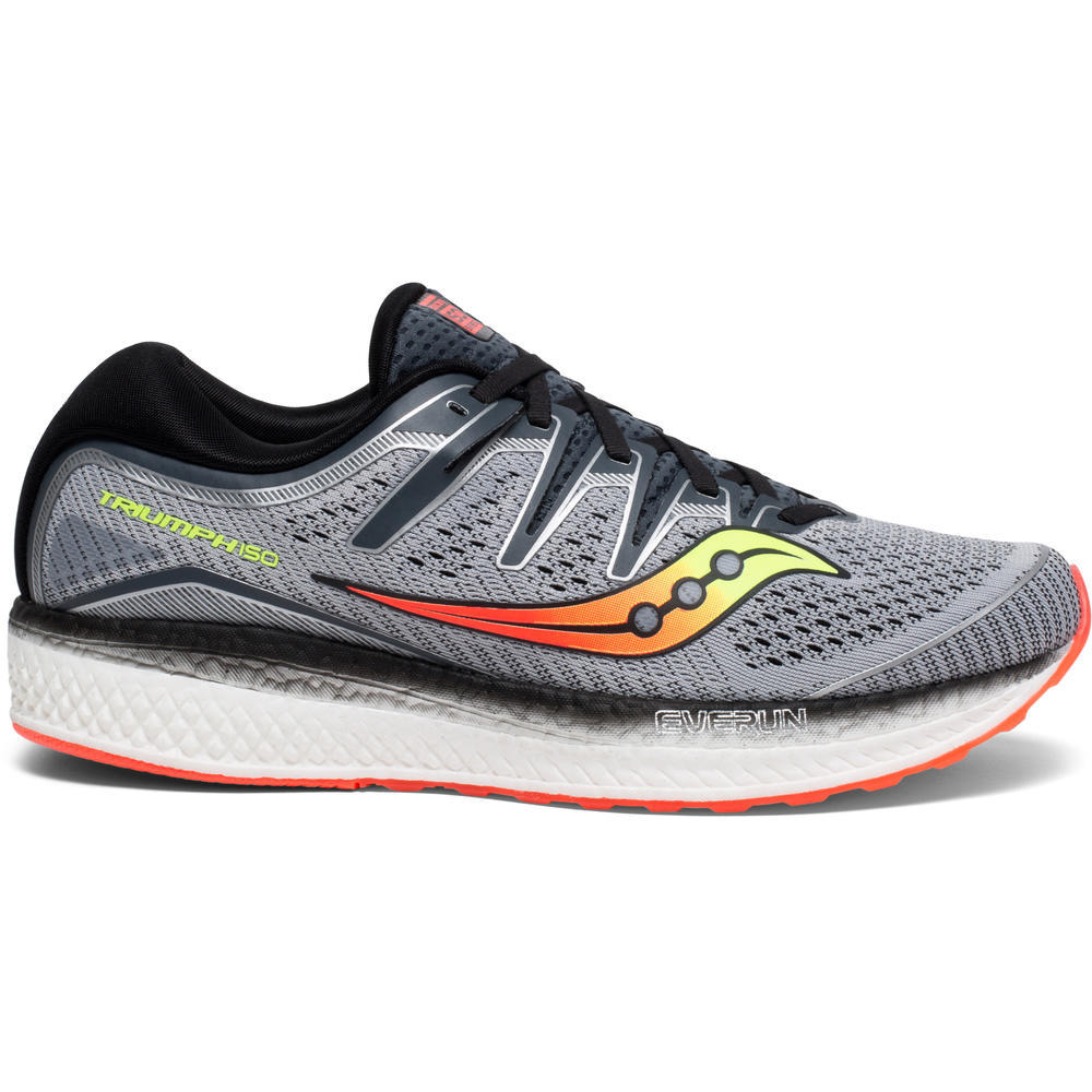 ee0a34835e3f Saucony M Triumph ISO 5 Grey Black – Performance Running Outfitters