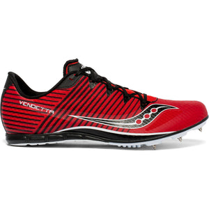Saucony M Vendetta 2 RED/BLACK
