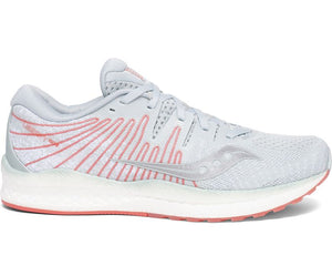 Saucony Women's Liberty ISO 2 SKY/CORAL