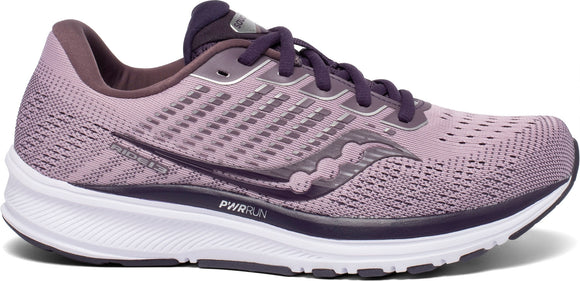 Saucony Women's Ride 13 BLUSH/DUSK