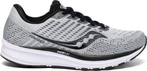 Saucony Women's Ride 13 ALLOY/BLACK