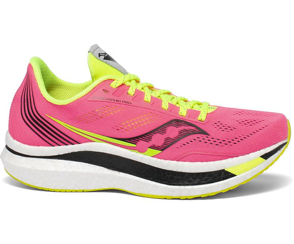 Saucony Endorphin Pro running shoes