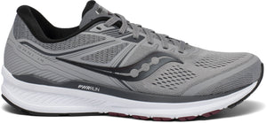 Saucony Men's Omni 19 ALLOY/BLACK