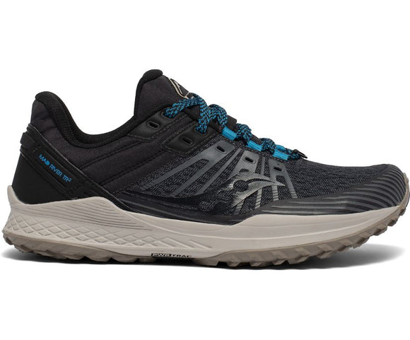 Saucony Mad River trail running shoes
