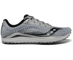 Saucony Men's Kilkenny XC 8 ALLOY/BLACK