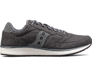 Saucony Freedom Run Wool Men CHARCOAL
