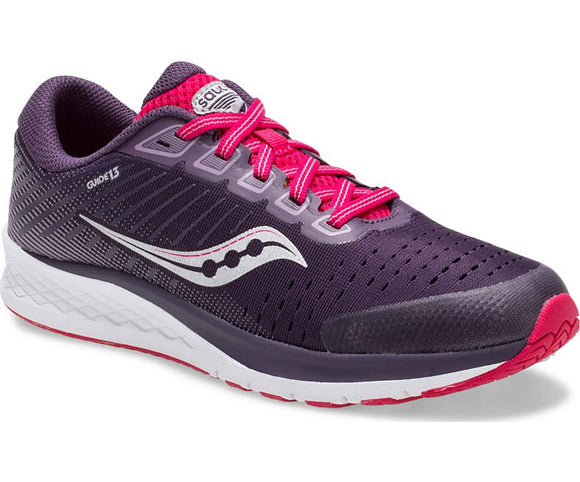 Saucony Girls Guide 13 DUSK/BERRY