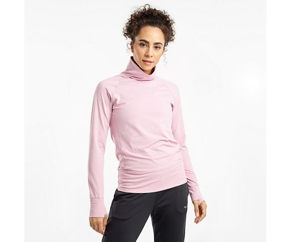 Saucony Funnel Neck long sleeve