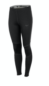 Mizuno Women's Breath Therm Tight BLACK