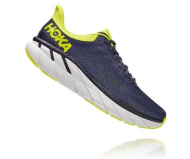 Hoka Clifton running shoes