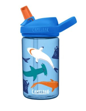 Camelbak eddy+ Kids 14oz SHARKS AND RAYS