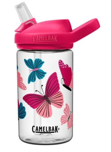 Camelbak eddy+ Kids 14oz COLORBLOCK BUTTERFLIES