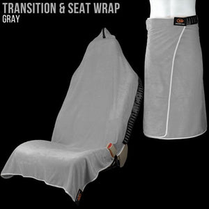Orange Mud LLC Seat Wrap GREY