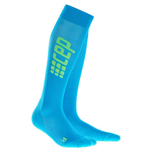 cep Men's Ultralight Run Sock 3.0 Blue/Green