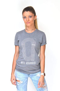 Sarah Marie Design Studio WELL ROUNDED in GREY