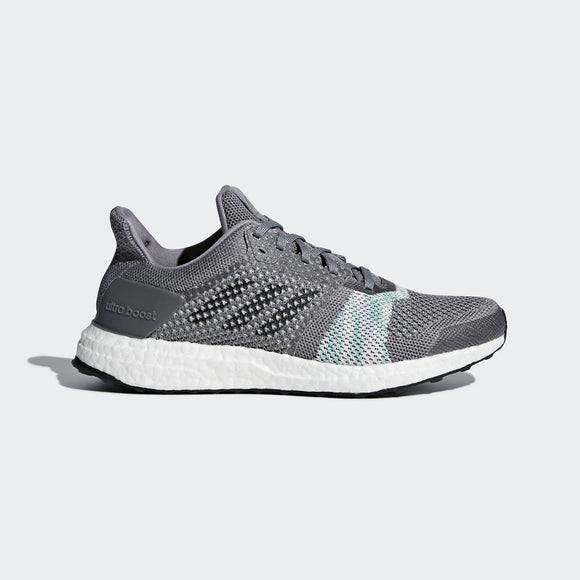 Adidas Women's Ultra Boost ST GREY/WHITE