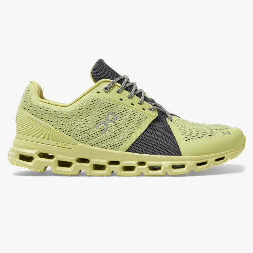 On Running Men Cloudstratus Pistachio/Grey