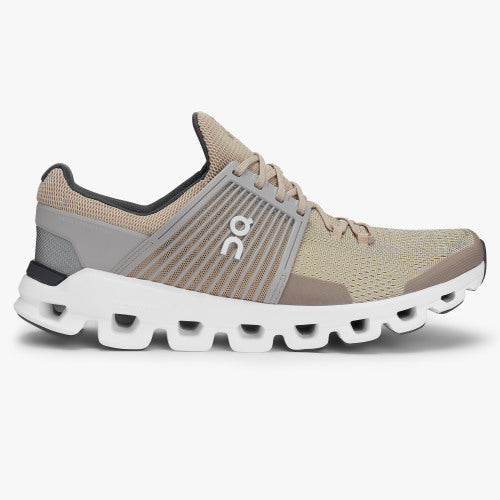On Running Men's Cloudswift SAND/GREY