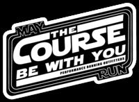Performance Running COURSE BE WITH YOU Sticker