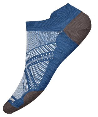 Smartwool PhD RUN Ultralight Micro NEPTUNE BLUE
